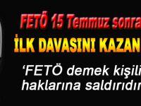 """""""FETÖ demek Gülen'in kişilik haklarına saldırıdır!"""""""