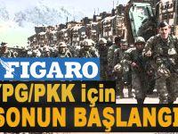 YPG/PKK için sonun başlangıcı!