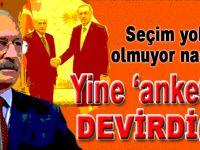 """Kılıçdaroğlu elindeki son anketi açıkladı; """"İttifakın oy oranı..."""""""