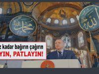 """Cumhurbaşkanı Erdoğan: """"Cetlerimiz inşa etmiyor, iman ediyor!"""""""