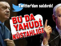 Netenyahu, Erdoğan'a Twitter'dan saldırdı!