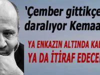 """Salih Tuna: """"Ya FETÖ devletinin enkazı altında kalacaksın ya da itiraf edeceksin!"""""""