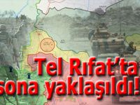 """""""Tel Rıfat'ta sona yaklaşıldı!"""""""