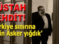 Yunanistan Savunma Bakanı'ndan küstah tehdit!