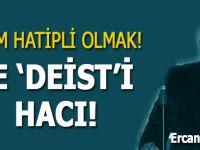 Ercan Çifci: İmam Hatipli olmak...