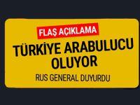 Rusya'dan flaş açıklama: Türkiye arabulucu oldu!