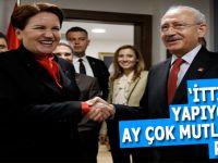 Kılıçdaroğlu ve Akşener'in ittifak buluşması!