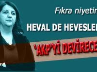 Pervin Buldan'dan güldüren erken seçim iddiası!