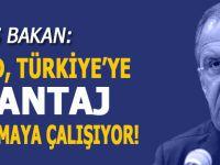 """Rusya Dışişleri Bakanı Lavrov: """"ABD, Türkiye'ye şantaj yapmaya çalışıyor!"""""""