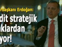 """Erdoğan: """"Tehdit stratejik ortaklardan geliyor!"""""""