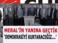 CHP'den açıklama; 15 Milletvekilimiz istifa edip, İYİ Parti'ye katıldılar...