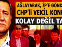 Ağlayarak İYİ Parti'ye geçen CHP milletvekili konuştu!