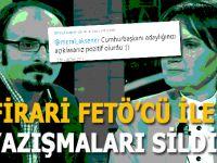 Akşener, firari FETÖ'cü ile Twitter üzerinden yaptığı yazışmaları sildi!