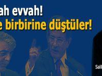 Abdullah Gül ve Ahmet Davutoğlu birbirine düştü!