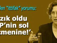"""""""CHP'nin sol seçmenine de yazıktır..."""""""