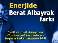 """Ufuk Coşkun: """"Berat Albayrak yerli ve milli duruşuyla, Cumhuriyet tarihinin en başarılı bakanlarından biri!"""""""