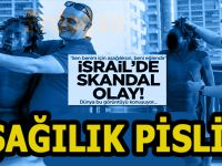 İsrail'de skandal olay! 'Sen benim için aşağılıksın, beni eğlendir'