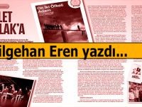 S. Bilgehan Eren yazdı; Adalet Mutlak'a!..