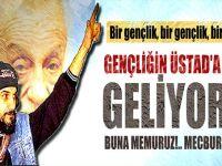 Mirzabeyoğlu'nun dilinden; Gençliğin Üstad Necip Fazıl'a Cevabı: