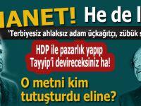 """Nihat Genç'ten Kılıçdaroğlu'nun ihanetine sert tepki; """"Utanmaz adam o bildiriyi PKK yazsa, bu kadarını yazabilirdi!"""""""