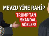"""Mevzu yine """"Rahip""""; Trump'tan Türk yargısı için skandal yorum"""