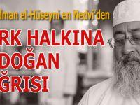 Müslüman alimden Erdoğan açıklaması!