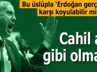 """Bu üslûpla """"Erdoğan gerçeği""""ne karşı koyulabilir mi?"""