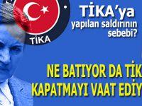 """Hilal Kaplan: """"Durduk yere TİKA'ya yapılan bu saldırının sebebini sorgulayın!"""""""
