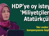 """Hilal Kaplan: """"HDP'ye oy isteyen 'Milliyetçiler ve Atatürkçüler...'"""