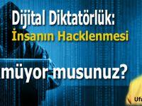 """Ufuk Coşkun: """"Dijital Diktatörlük; İnsanın Hacklenmesi..."""""""