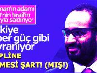 """Suudiler Türkiye'yi """"hizaya"""" sokacaklarmış!"""