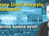 """Ekin Gün: """"Biz Atatürkçüyüz, siz değilsiniz"""" mesajını bu marş üzerinden vererek """"modernlik"""" kasma ayini yapılıyor!"""""""