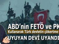 """Tayiz: """"Türkiye'yi işgale açık hale getirmeye ve bölmeye dönük ABD güdümlü operasyonlar, tersine çevirildi!"""""""