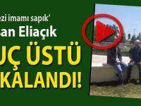 Gezi imamı İhsan Eliaçık suçüstü yakalandı!