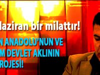 Ufuk Coşkun: Sistem değişikliği, derin Anadolu'nun ve kadim devlet aklının bir projesidir!