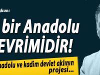 Ufuk Coşkun: Bu bir Anadolu devrimidir!