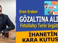 CHP'li Eren Erdem gözaltına alındı!