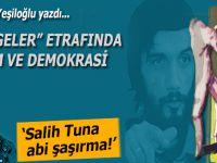 """Bahattin Yeşiloğlu yazdı; """"Gölgeler"""" etrafında seçim ve demokrasi..."""