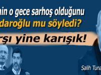 Salih Tuna; İnce'nin sarhoş olduğunu Kılıçdaroğlu mu söyledi?