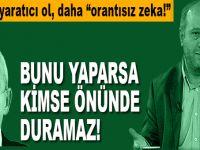 Salih Tuna: Kılıçdaroğlu bunu yaparsa kimse önünde duramaz!