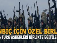 Münbiç'te özel Türk-ABD birliği görev yapacak!