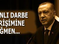 "Başkan Erdoğan: ""Bedeli insan hayatıyla ödenmiş bu kazanımlarından asla taviz veremeyiz!"""