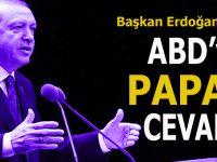 Başkan Erdoğan'dan ABD'ye papaz Brunson resti!