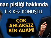 """Cumhurbaşkanı Erdoğan, """"Adnan"""" pisliği hakkında ilk kez konuştu!"""