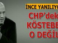 Salih Tuna; CHP'deki köstebek o değil!