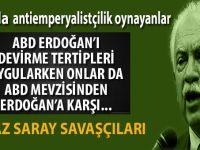 """Perinçek: """"ABD emperyalizmine karşı mevzilenmenin birinci koşulu Türkiye cephesinde yer almaktır!"""""""