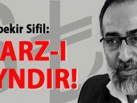 Ebubekir Sifil: Farz-ı ayndır!