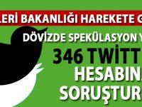 Spekülasyon yapan sosyal medya hesaplarına operasyon!
