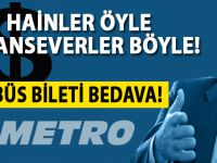 Galip Öztürk'ten milli tavır; Dolar bozdurana otobüs bileti bedava!
