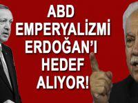 """Doğu Perinçek: """"Erdoğan ABD Emperyalizmine karşı mücadele ediyor!"""""""